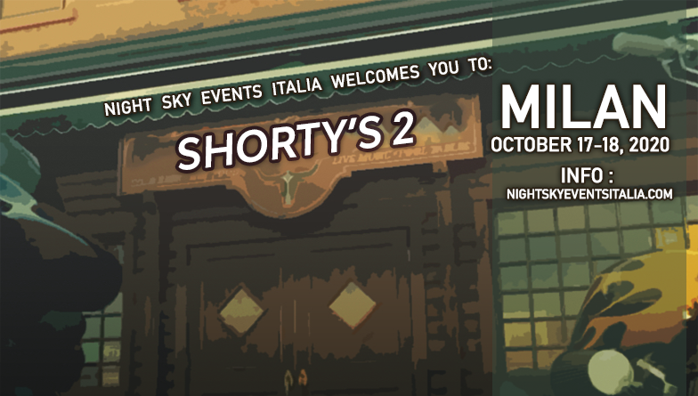 Night Sky Events Italia